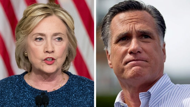 Is Clinton's 'deplorable' comment like Romney's 47% moment?
