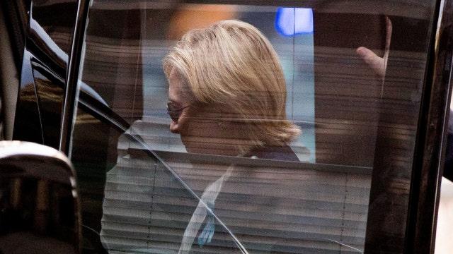 Should Clinton have disclosed pneumonia diagnosis sooner?