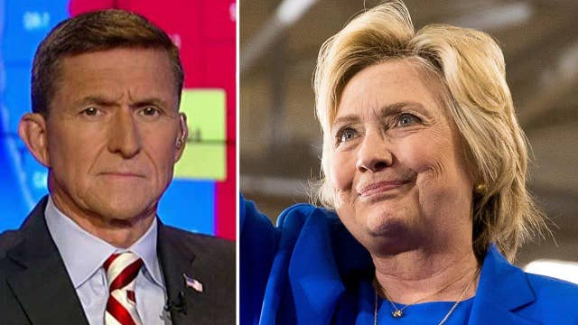 Flynn: Clinton showed true colors with 'deplorables' remark
