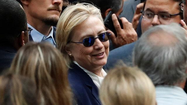 Will Clinton's health become a bigger campaign issue?