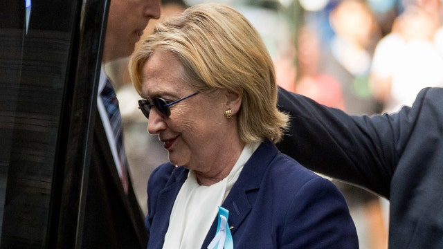 Political Insiders Part 1: Clinton's health