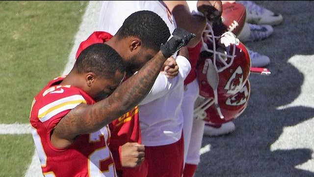 More NFL players join Kaepernick in national anthem protest