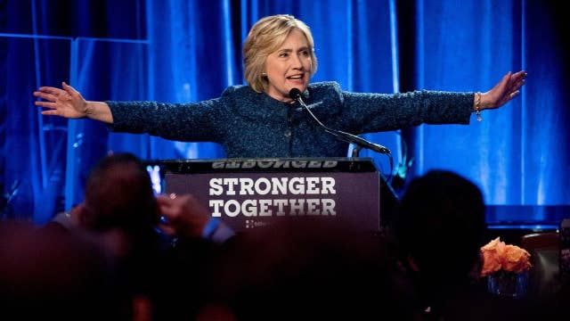 Clinton's speech lacking respect for Trump supporters views?