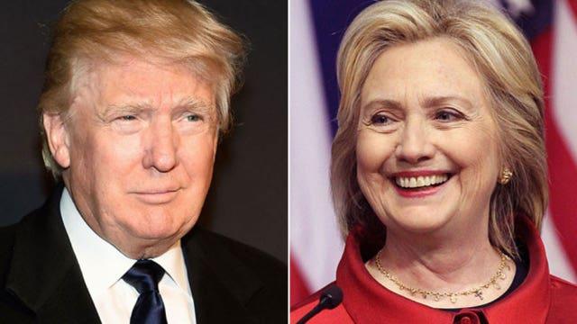 Presidential race tightens in key battleground states