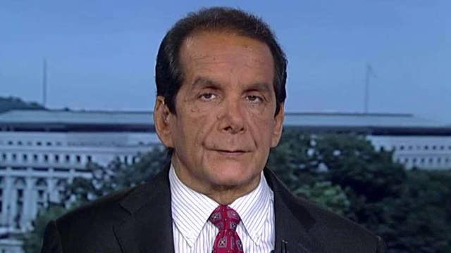 Krauthammer: HRC 'incapable of telling the truth.'