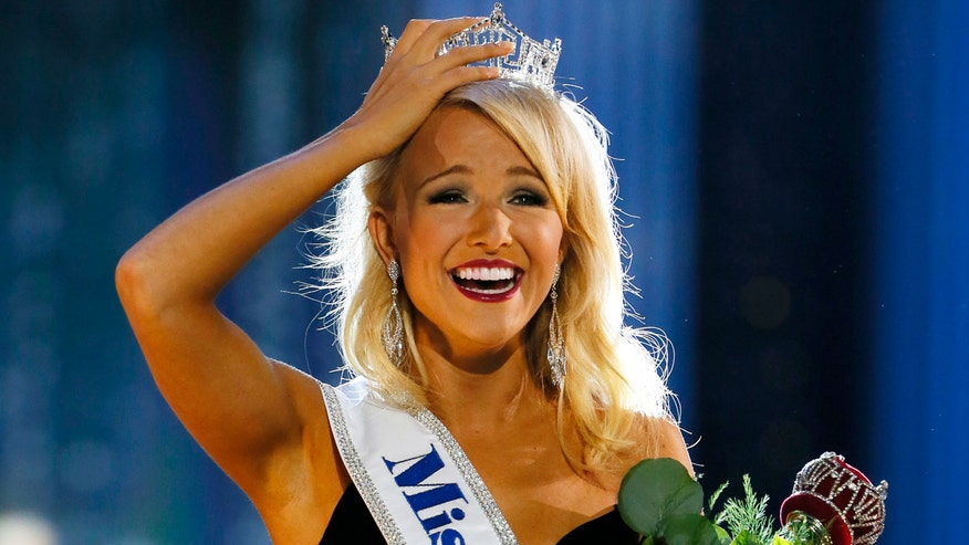 New Miss America crowned