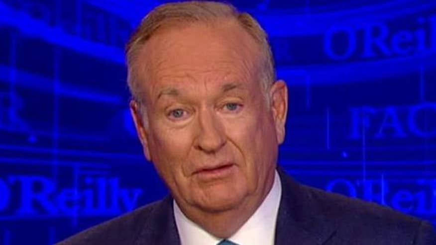 'The O'Reilly Factor': Bill O'Reilly's Talking Points 9/12