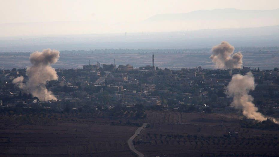 Syria cease-fire set to begin after heavy fighting in Aleppo