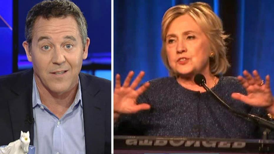 Gutfeld: Clinton's 'deplorables' comment wasn't a gaffe