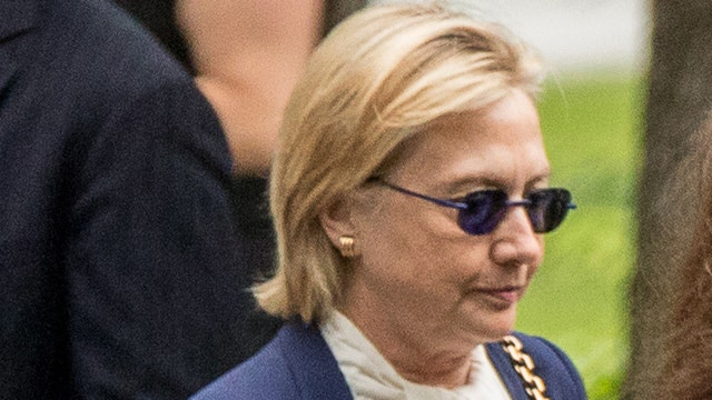 Hillary Clinton takes second day off campaign trail