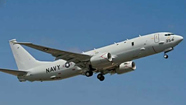 Iran threatened to shoot down US spy planes in Persian Gulf