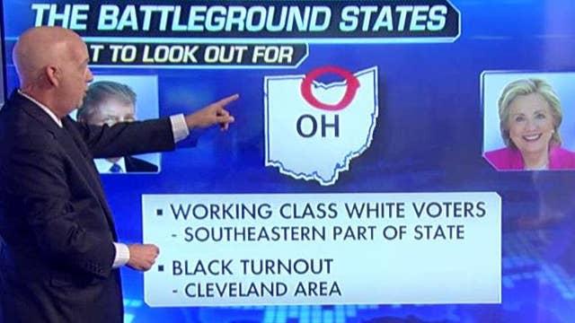 Breaking down key battleground state of Ohio