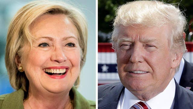 Trump team: Clinton's health the issue, not our tax returns