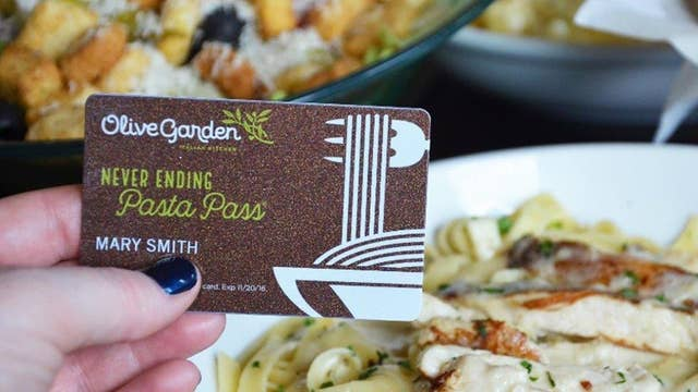 Will Olive Garden go viral with its biggest Pasta Pass deal?
