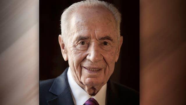 Report: Shimon Peres suffers stroke