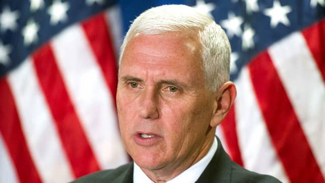 Governor Pence meets with House, Senate Republicans