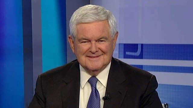 Gingrich's take: Healing GOP divide over Trump