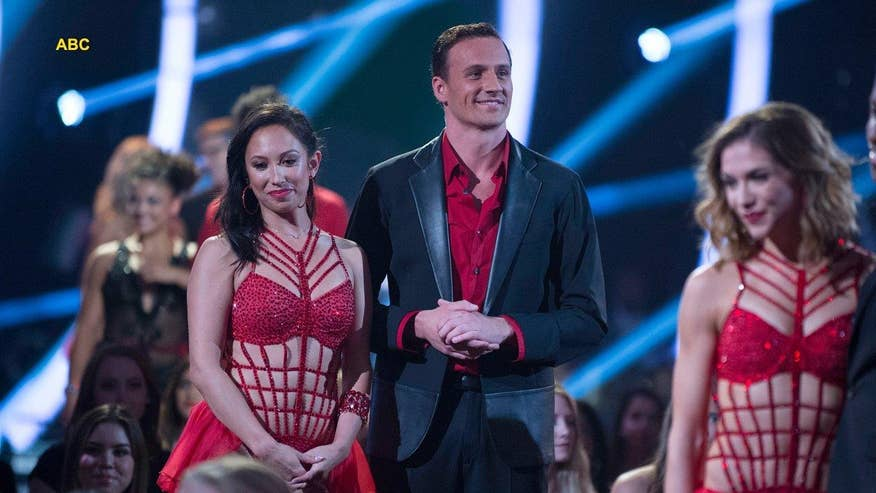 Fox411: 2 men arrested after rushing Ryan Lochte on 'Dancing With the Stars'