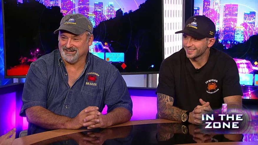 In The Zone: 'Deadliest Catch: Dungeon Cove' stars Gary and Kenny Ripka on how the spinoff series explores the lives of fishing families and the sacrifices they make to survive