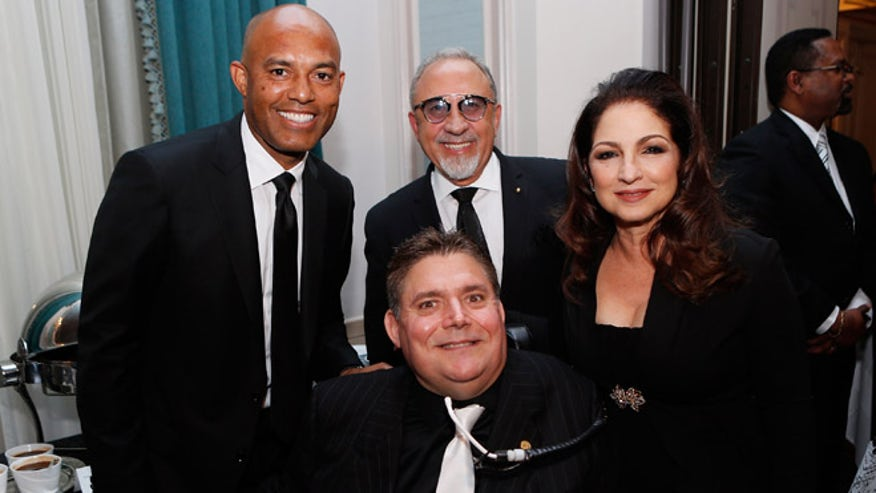 Singer Gloria Estefan and Yankee great Mariano Rivera were among those who came out to support the Buoniconti Fund to Cure Paralysis.