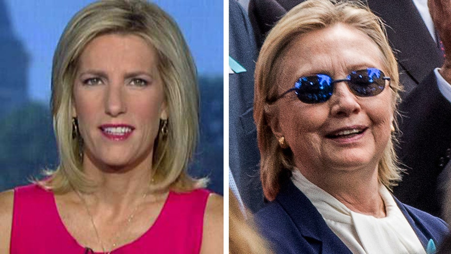 Laura Ingraham on the fallout over Clinton's health scare