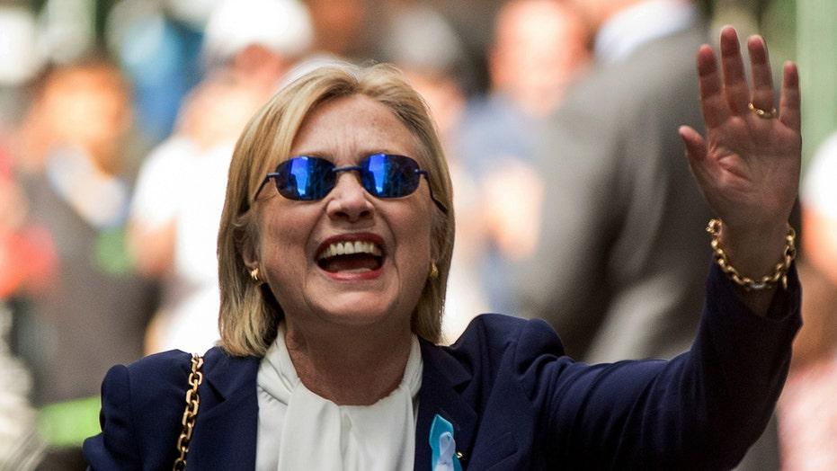 Clinton campaign downplays pneumonia diagnosis