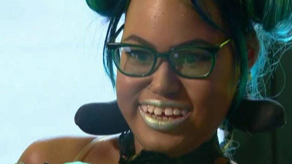 Teen with incurable disease waging right to die battle