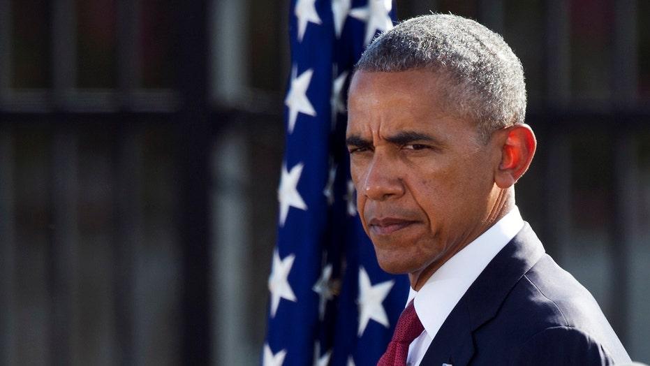 White House says President Obama intends to veto 9/11 bill