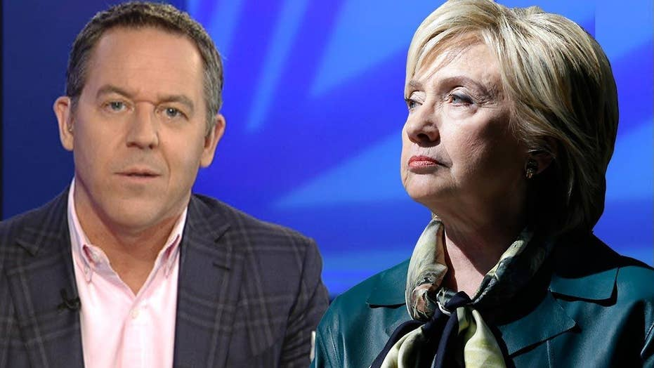 Gutfeld: By hiding everything, Hillary reveals everything