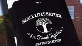Teacher aim to start conversation about 'systematic oppression'