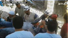 Netflix's 'The White Helmets' follows heroics of rescue volunteers in Aleppo