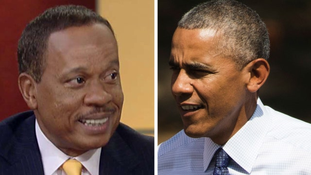 Juan Williams on Obama being Clinton's 'October surprise'