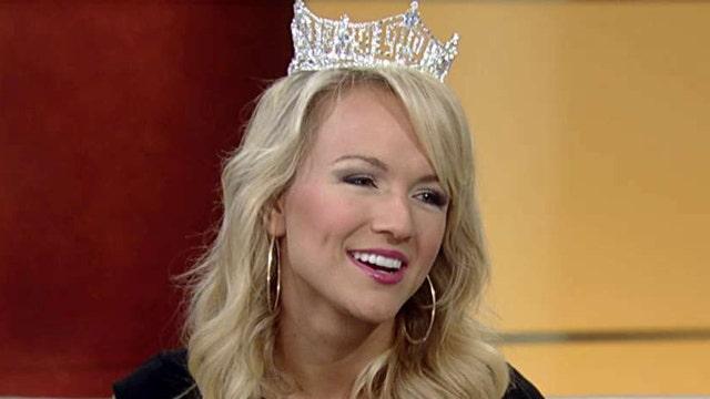 Meet Miss America 2017 Savvy Shields