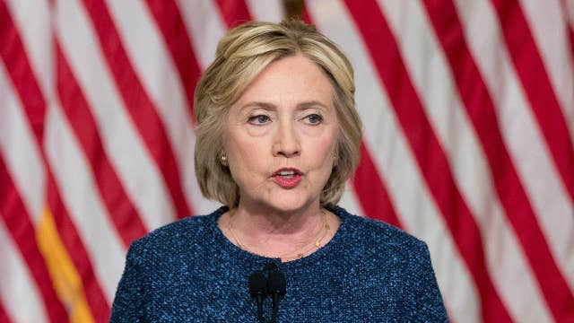 Is this the beginning of the end for Hillary?