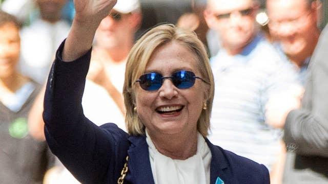Shillue: Media bury Hillary's health problems