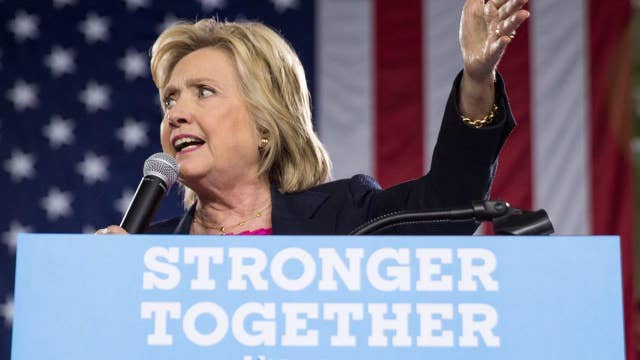 Halftime Report: Hillary Clinton's 'drinking' problem