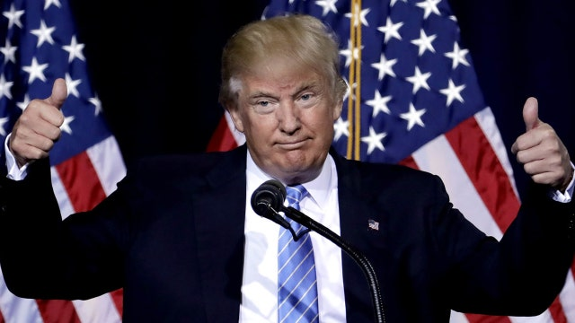 Donald Trump discloses medical exam results to Dr. Oz
