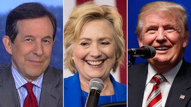 Chris Wallace: Candidates have had a personality transplant