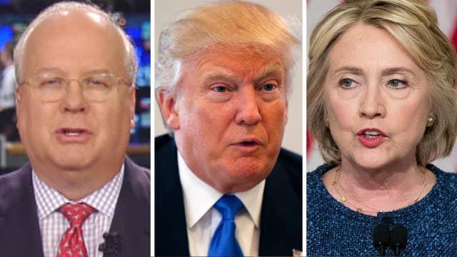 Karl Rove: Donald Trump still has a long way to go