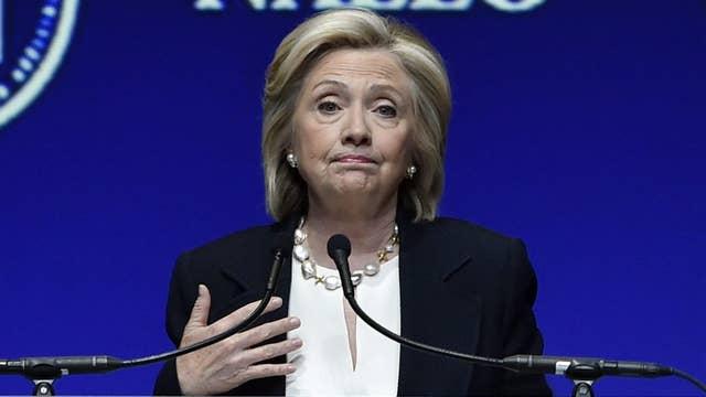 Kurtz on Amanpour's Clinton health coverage rant