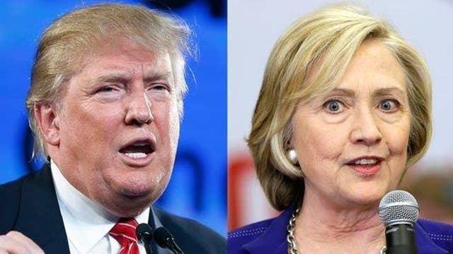 Trump v. Clinton: Where do Florida and Maine stand?
