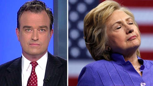 VIDEO: Hurt: Is Clinton 'fit to be president?'