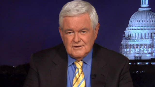 Gingrich: Trump represents change-oriented leadership
