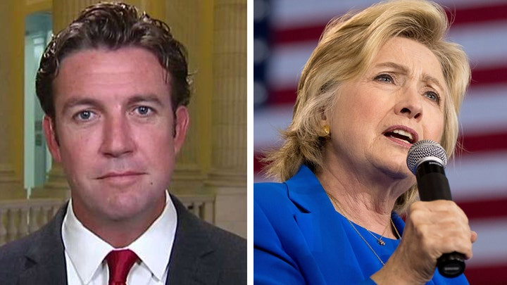Rep Hunter on Clinton's health: The truth comes out