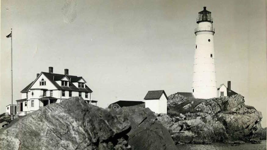 Boston Light was first lit on September 14, 1716