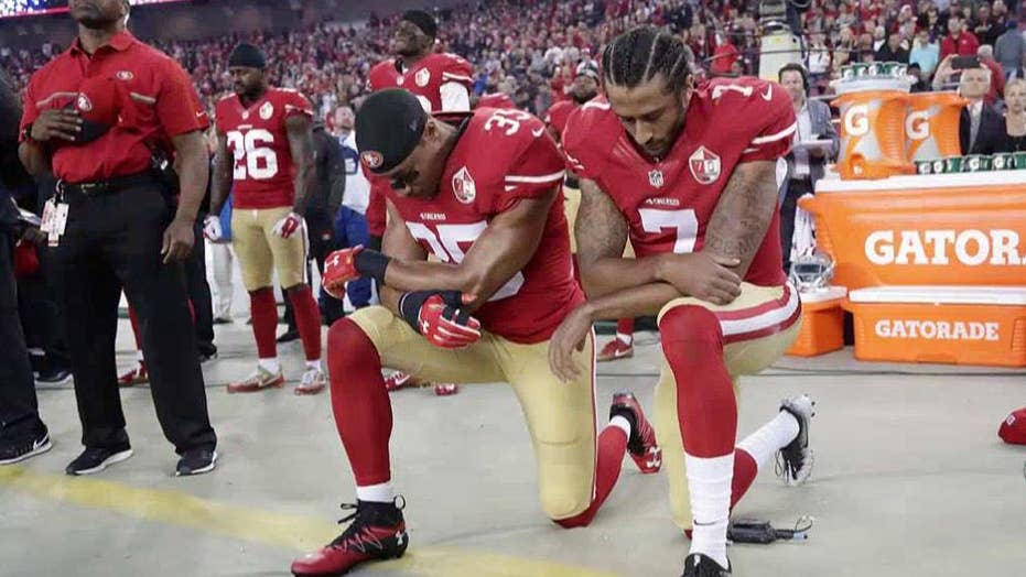Patriotism and the national anthem controversy