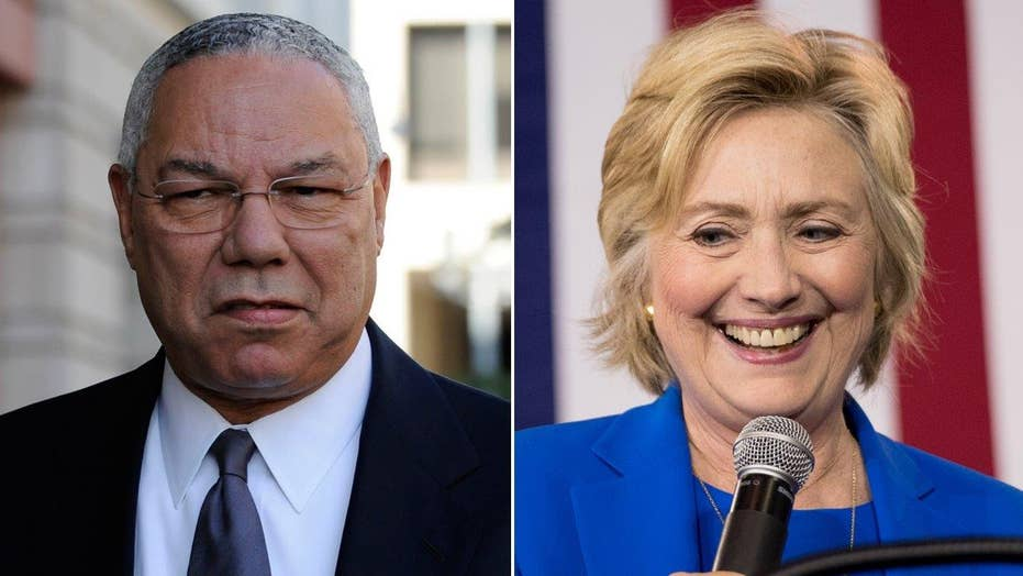 Hacked Powell emails reveal explosive comments on Clinton