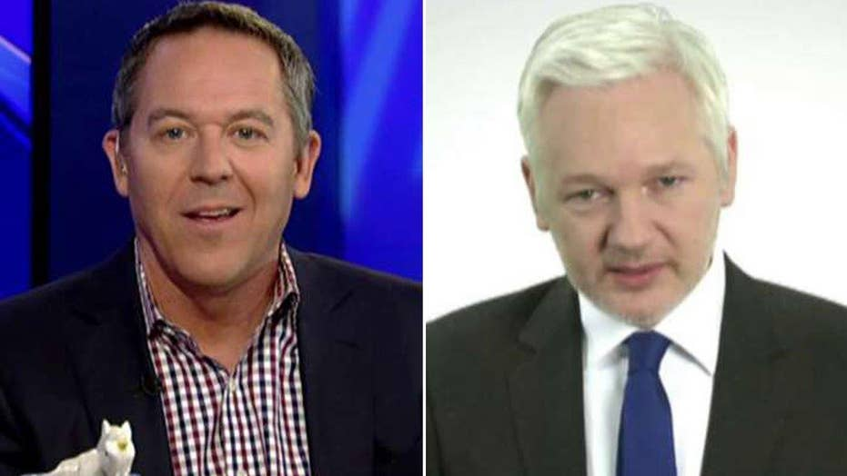 Gutfeld: When it comes to leaks, you can't have it both ways