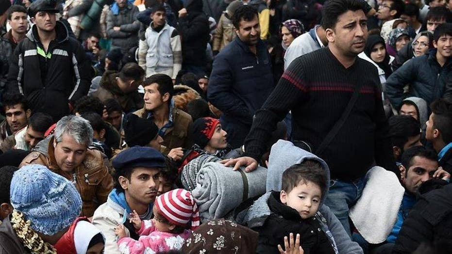Fight against ISIS increases focus on admin's refugee policy