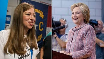 Did Chelsea Clinton inadvertently hurt her mom with comments on campaign trail? The 'On the Record' panel debates